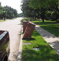 Master Masonry Brick Repair And Restoration Mailbox Repair